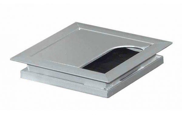 Johdon läpiviennit alumiini